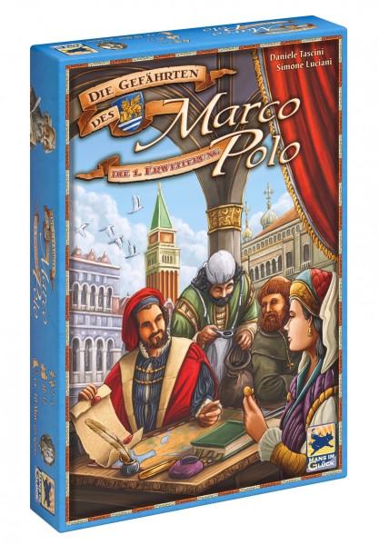 Die Gefährten des Marco Polo - Erweiterung