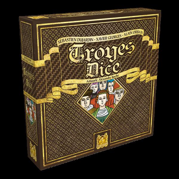 Troyes Dice - DE