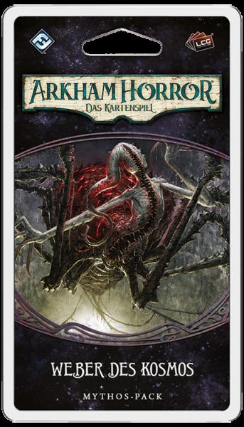 Arkham Horror: LCG - Weber des Kosmos - Mythos-Pack (Traumfresser-6) DE