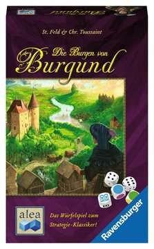 Die Burgen von Burgund - Das Würfelspiel