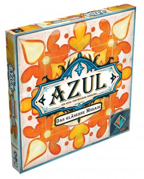 Azul: Das gläserne Mosaik - Erweiterung