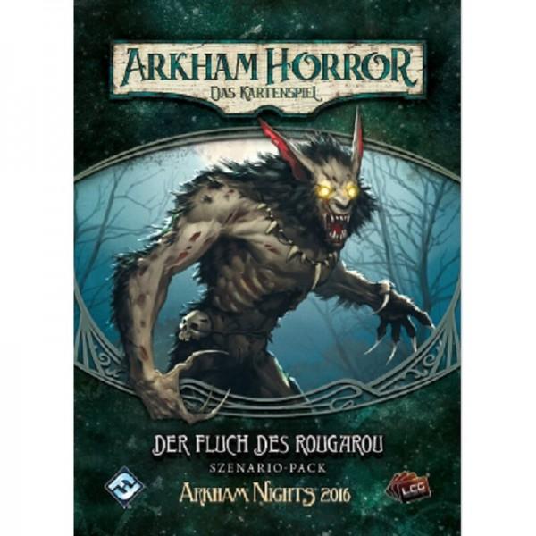Arkham Horror LCG: Der Fluch des Rougarou Szenario Pack - POD