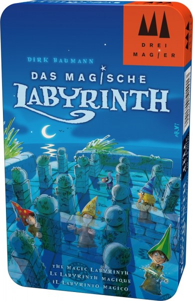 Das magische Labyrinth (in Metalldose)