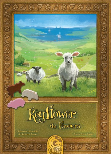 Keyflowers: The Farmers (Erweiterung)