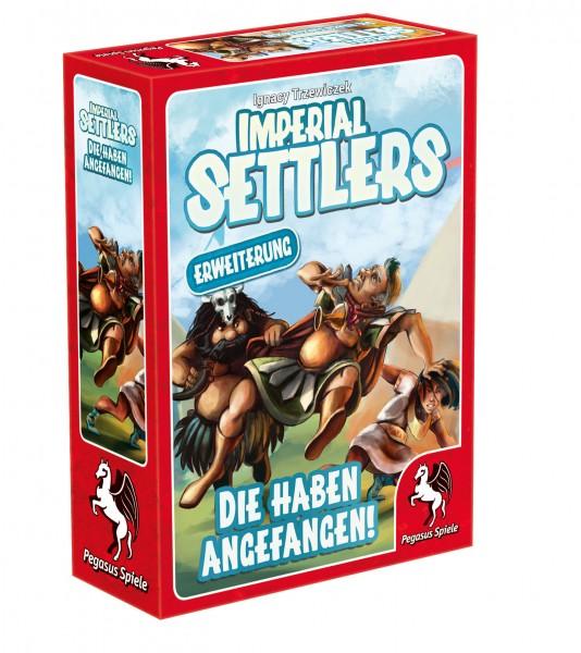 Imperial Settlers: Die haben angefangen! (Erweiterung)