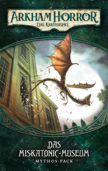 Arkham Horror: LCG - Das Miskatonic-Museum • Mythos-Pack (Dunwich-1)