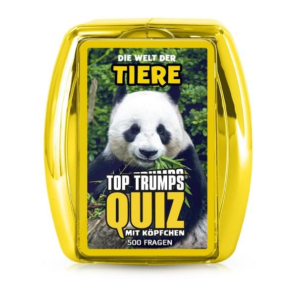 Top Trumps Quiz – Welt der Tiere