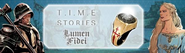 TIME Stories - Lumen Fidei • Erweiterung