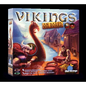 Vikings on Board - D / CZ