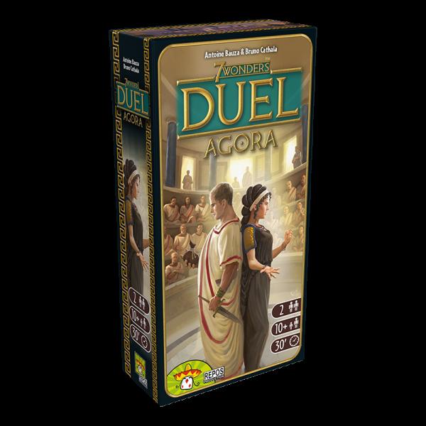 7 Wonders Duel - Agora • Erweiterung DE