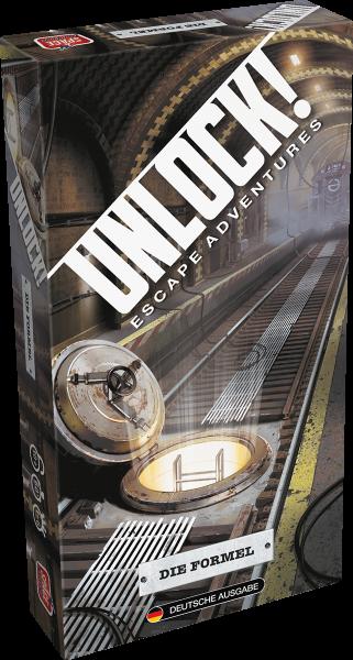 Unlock! - Die Formel - Einzelszenario - DE