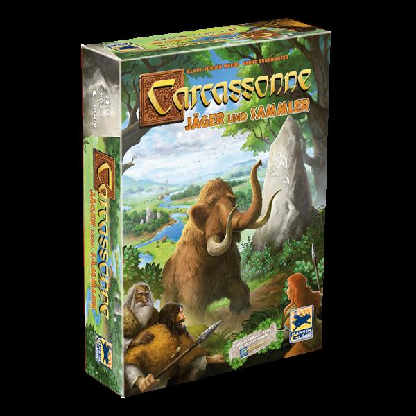 Carcassonne - Jäger und Sammler
