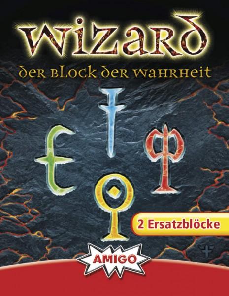 Wizard Ersatzblöcke
