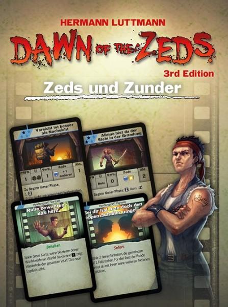 Dawn of the Zeds Erweiterung - Zeds und Zunder