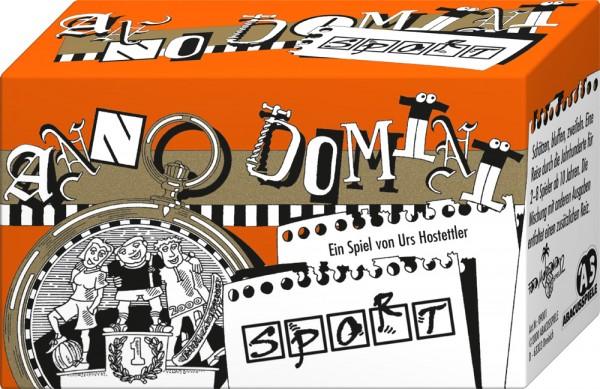 Anno Domini – Sport