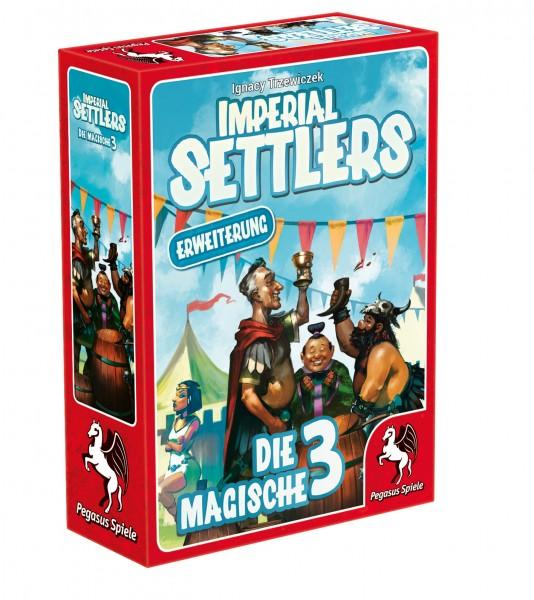 Imperial Settlers: Die magische 3 (Erweiterung)