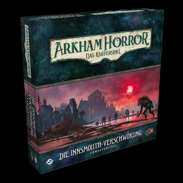Arkham Horror: LCG - Die Innsmouth-Verschwörung - Erweiterung DE