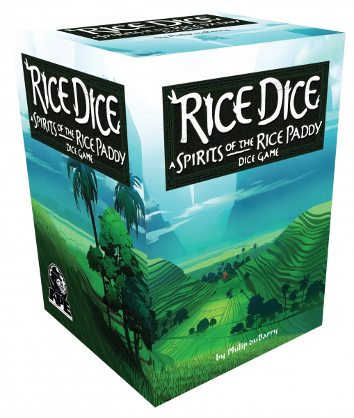 Rice Dice: A Spirit of the Rice - EN