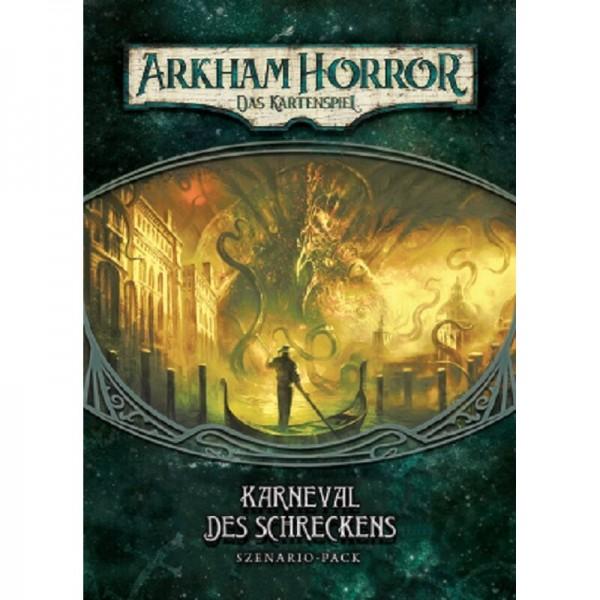 Arkham Horror LCG: Karneval des Schreckens - POD