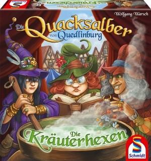 Die Quacksalber von Quedlinburg. Die Kräuterhexen
