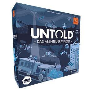 Untold: Das Abenteuer wartet - DE