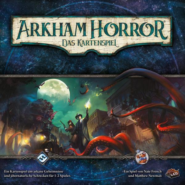 Arkham Horror: LCG - Grundspiel DE