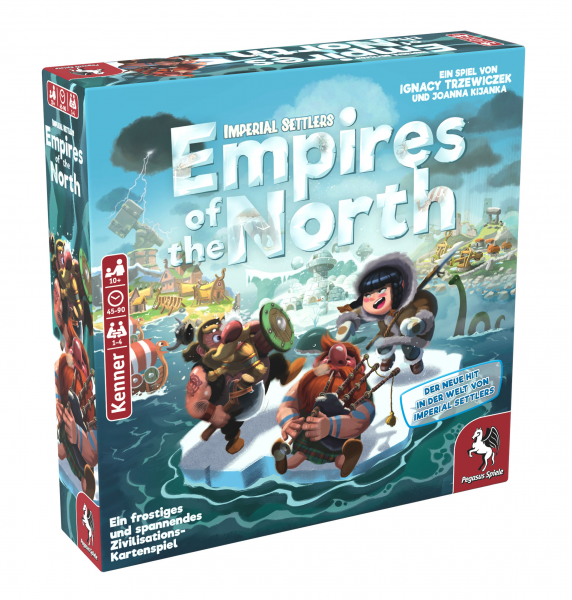 Empires of the North (Portal Games)