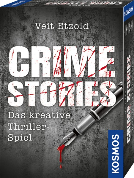 Veit Etzold Crime Stories