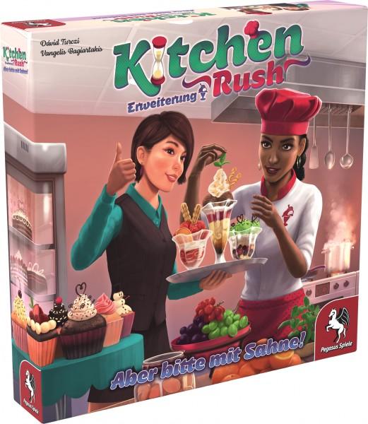 Kitchen Rush: Aber bitte mit Sahne! (Erweiterung)