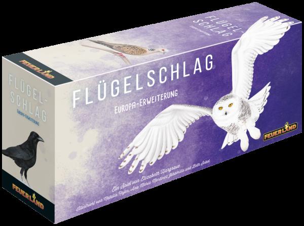 Flügelschlag Europa-Erweiterung