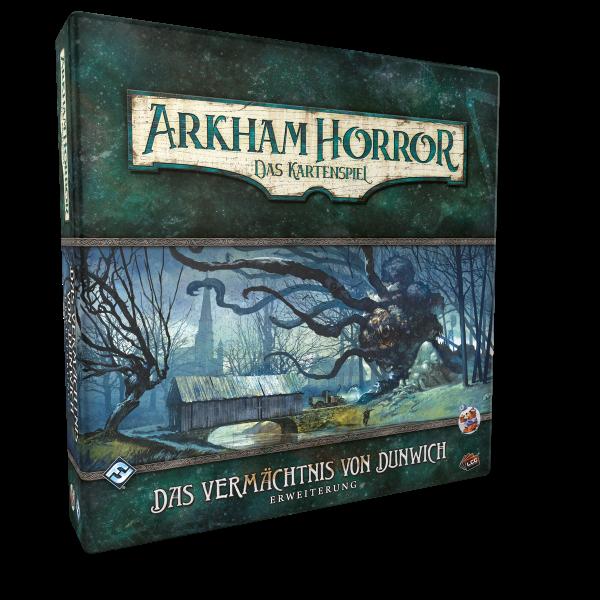Arkham Horror: LCG - Das Vermächtnis von Dunwich • Erweiterung