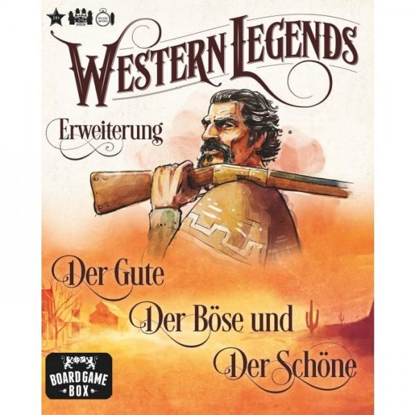 Western Legends - Der Gute, Der Böse und Der Schöne - Erweiterung
