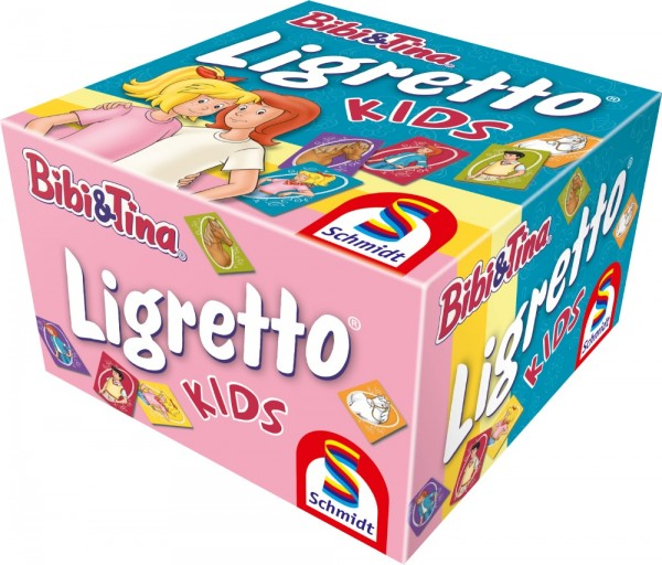 Ligretto – Kids Bibi & Tina