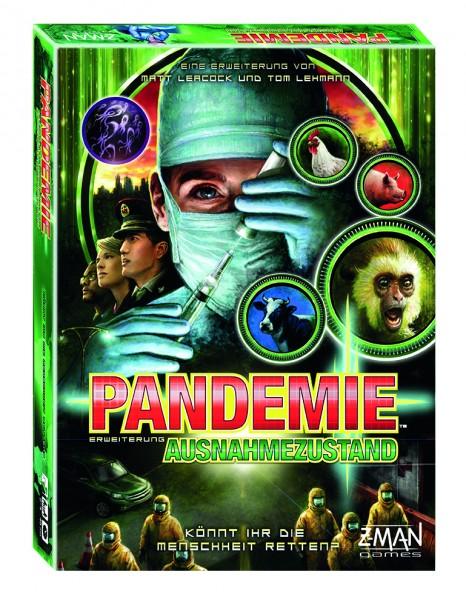 Pandemie - Ausnahmezustand (Erweiterung)
