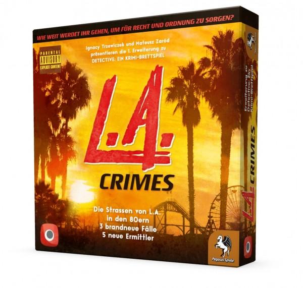 Detective: L.A. Crimes Erweiterung