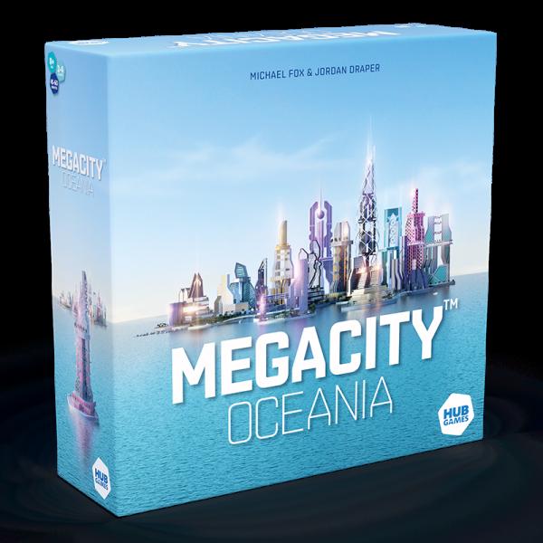 MegaCity: Oceania - DE