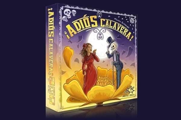 ADIOS CALAVERA! - mit 3 Personen Erweiterung