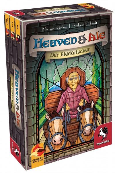 Heaven & Ale: Der Bierkutscher - Erweiterung (eggertspiele)
