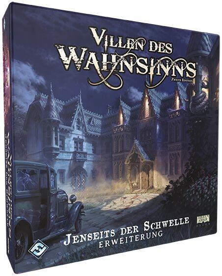 Villen des Wahnsinns 2.Ed. - Jenseits der Schwelle - Erweiterung DE