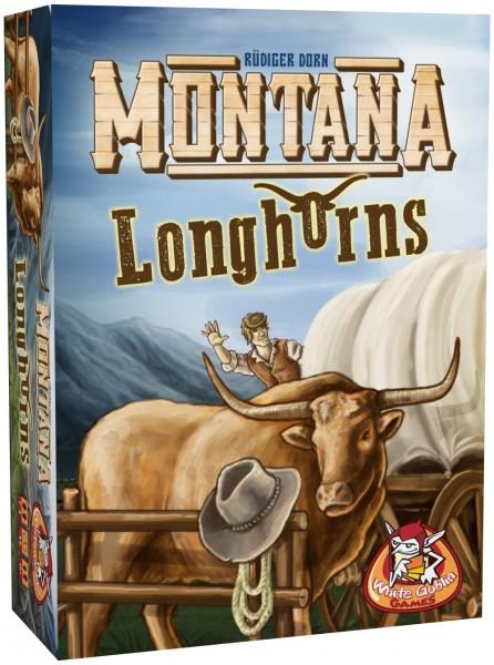 Montana: Longhorns - Expansion EN,NL