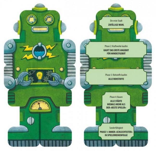 Funkenschlag Erw. 7: Die Roboter