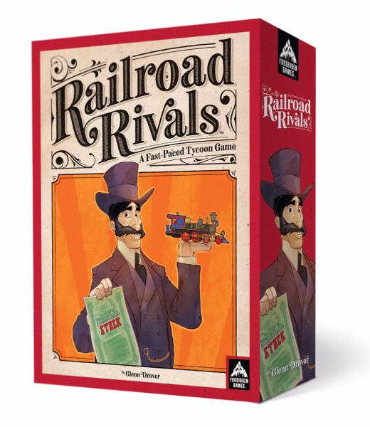 Railroad Rivals - EN