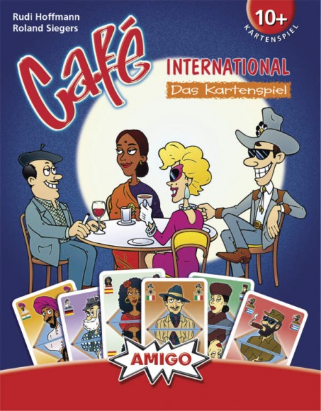 Café International - Das Kartenspiel