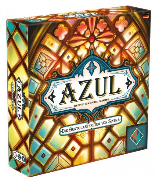 Azul - Die Buntglasfenster von Sintra (Next Move Games)