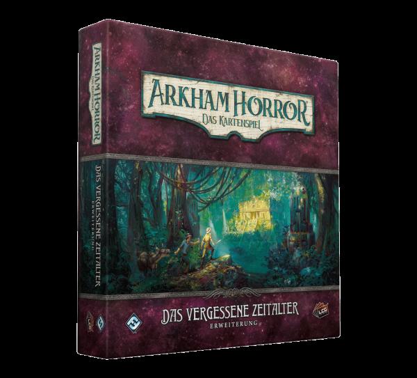 Arkham Horror: LCG - Das Vergessene Zeitalter • Erweiterung DE