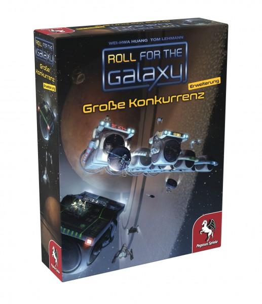 Roll for the Galaxy: Große Konkurrenz - Erweiterung