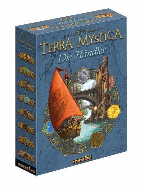 Terra Mystica: Die Händler - Erweiterung