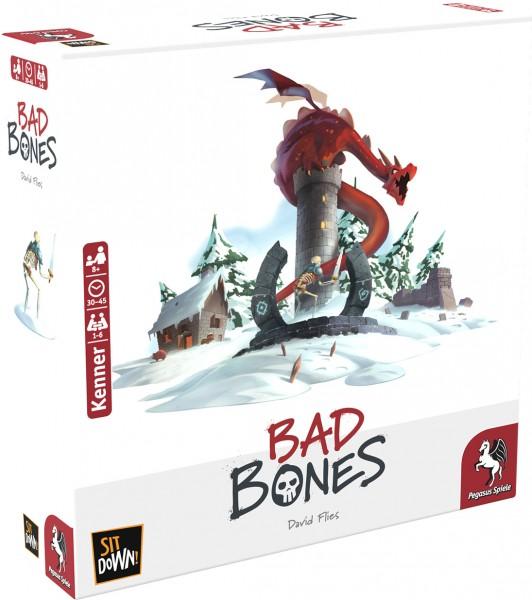 Bad Bones - deutsche Ausgabe
