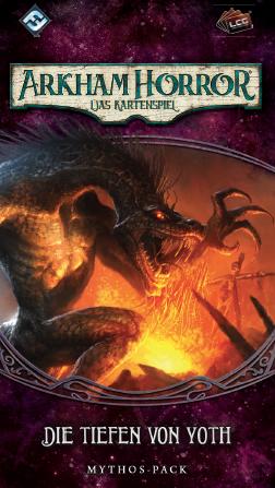 Arkham Horror: LCG - Die Tiefen von Yoth • Mythos-Pack (Vergessene-Zeitalter-5) DE
