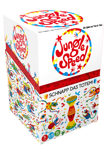 Jungle Speed (SKWAK-Edition) • DE